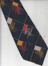 Lanvin-Paris-Authentic-100% Silk Tie-La17-Vintage  Men's Tie