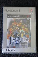 PS2 : TIMESPLITTERS - Nuovo, risigillato, ITA ! Azione arcade fluida e veloce !