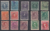 Venezuela Unchecked Mixed Condition Selection; see both scans; Ref: 325