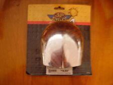 HARLEY DAVIDSON XL CHROME HORN COVER 1978-1995 JP CYCLES 14-B4