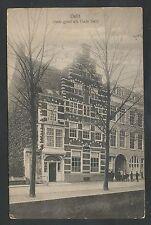 Delft  Oude gevel a/h Oude Delft