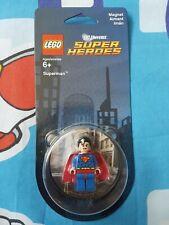 LEGO DC Universe - Superman Mini Figure Magnet - Brand New