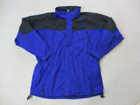 The North Face Jacket Adult Extra Large Purple Black TNF Outdoors Coat Mens