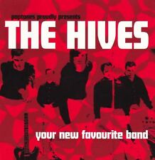 THE HIVES your new favourite band (CD compilation) garage rock, punk