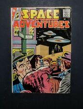 Space Adventures #25 & #26 Charlton 1958) Steve Ditko Art Flying Saucers Sci-Fi