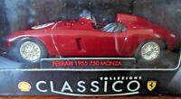 SHELL COLLEZIONE CLASSICO - FERRARI 1955 750 MONZA - SCALE 1:43 NEW IN BOX