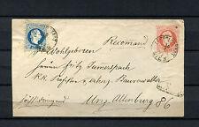 Österreich GA WIEN LEOPOLDSTADT RECOM 1877    (#279)