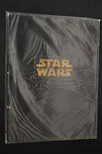 Star Wars Phantom Menace Japanese Movie Program Book - (1999) ITB WH