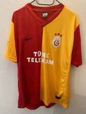 Galatasaray maillot vintage football Nike Turquie taille L jersey shirt 2011