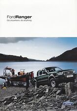 Ford Ranger 4x4 Brochure - March 2004