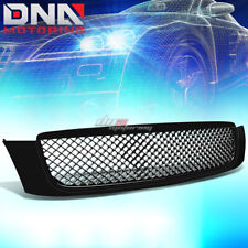 FOR 00-05 CADILLAC DEVILLE BLACK ABS FRONT SPORT REPLACEMENT MESH GRILL GUARD