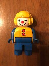"""Lego Duplo Circus Clown 2.5"""" Tall (1)!"""