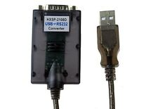 USB 2.0 to FTDI FT232RL FT232BL RS232 com Serial DB9 Converter Cable For Win7 64