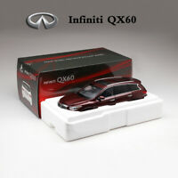 Original INFINITI Car Diecast Model Infiniti QX60 2014 SUV in 1:18 Scale Gifts