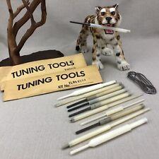 TV Tuning Tools Vintage Lot Tube Radio Alignment Trimmer Tuner Set HAM Radio