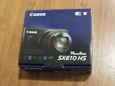 NEW in Box - Canon PowerShot SX610 HS 20.2 MP Camera - RED - 013803253283