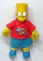 Bart Simpson Figur mit Saugnäpfe ca. 24 cm Die Simpsons KULT Matt Groening 1997