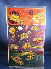 Topps Canada Merlin The Magic School Bus Transportation Stickers
