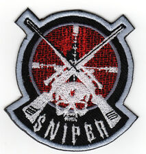 ARMY MILITARY MORALE MILSPEC SPECIAL BLACK OPS SNIPER PATCH
