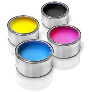 Set Farbe Erneuert 50 Gr Max Meyer für Auto Citroen Rouge Sanguine Kjc Met