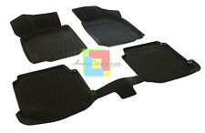 VW GOLF 4 IV 1997-2005 SET TAPPETINI AUTO IN GOMMA - TAPPETI TOP QUALITA .-