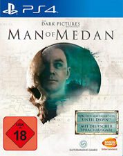 Sony PS4 Playstation 4 Spiel The Dark Pictures Anthology Man of Medan NEU NEW 55