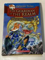 Guardian of the Realm, Hardcover by Stilton, Geronimo, Brand New, Free Shipping