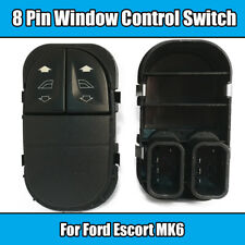 1x Window Switch For Ford Escort MK6 95-2000 Drivers Master Control Panel