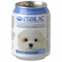 PetAg Esbilac Puppies Milk Replacer Liquid, 11-Ounce