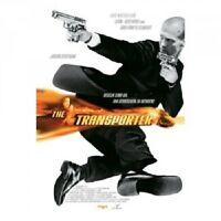 THE TRANSPORTER DVD JASON STATHAM ACTION THRILLER NEU