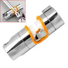 Shower Head Fixed Holder 20-25mm Rail Bar Slider Bracket Bathroom Set Adjustable