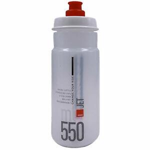 Elite Jet H2O BPA-free Bio Plastic Water Bottle Choose Color & Pik 550 or 750mL
