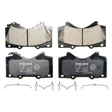 Disc Brake Pad Set Front Federated D1303C