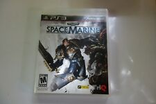 Warhammer 40,000: Space Marine-PS3, Good Playstation 3, PlayStation 3 Video Game