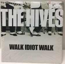 "The Hives Walk Idiot Walk 2004  7""  Record Sealed New"