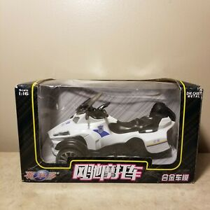 Diecast Metal Motorcycle Collection Scale 1:16