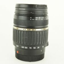 Tamron LD A14 18-200mm f/3.5-6.3 Di-II XR Aspherical AF IF Lens For Sony Alpha