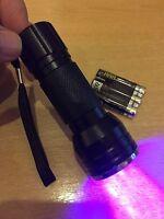 Golf Ball Finder Torch - 21 LEDS - FREE BATTERIES