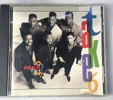 """Take 6 """"So Much 2 Say"""" Album 1990 Funk Soul"""