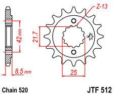 Kawasaki ZXR400L JT Front Drive Sprocket 1 Tooth Less