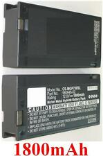 Batterie 1800mAh type 17466 980646-02 Pour Magellan 750M
