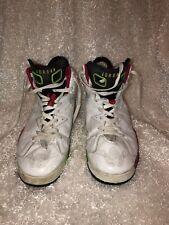 "2008 Air Jordan 6 Retro ""Olympic"" Size 10 BEIJING VARSITY RED GREEN 325387 161"