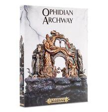 Age of Sigmar Ophidian Archway Games Workshop Age of Sigmar AoS Gelände Ruine
