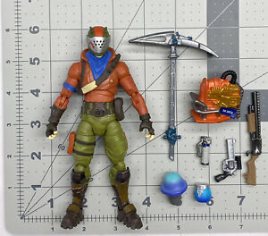 """1/12 or 6"""" scale Fortnite Legendary series Rust lord"""