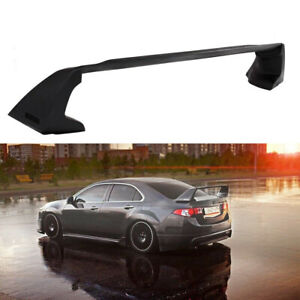 Rear Mugen Style Spoiler for Honda Accord 8 Acura TSX CU 08-13 GT-wing Kl