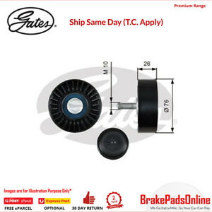 36485 DriveAlign Idler Pulley for VOLKSWAGEN Touran 1T3 CBZB