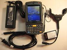 Symbol Motorola Mc75A0-Py0Swqqa9Wr 1D Barcode Scanner Camera Wi-Fi Qwerty Mc75A