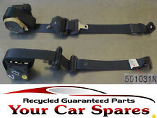 Jeep Cherokee Driver Side Rear Seat Belt Seatbelt 4 Door SUV  501031N