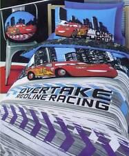 "*NEW* Disney Cars Lightning McQueen ""Overtake"" Double Doona Quilt Cover Set"