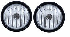 Freightliner Columbia Replacement Passenger & Driver Side Fog Light Lamp 04-10